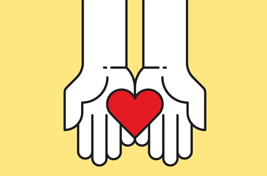 Välgörenhet ej avdragsgill företag