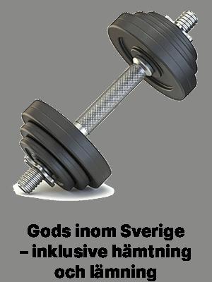 Vikt: 50 kg Längd: 100 cm Bredd: 50 cm Höjd: 50 cm